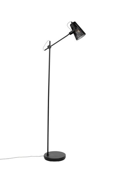 Stehlampe Fokus - schwarz